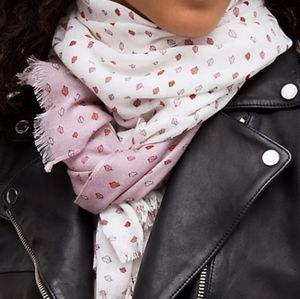 Kate Spade New York If You Can See This Scarf